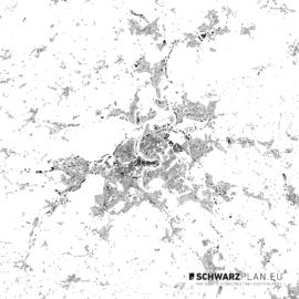 Schwarzplan Bern