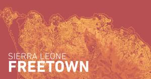 Site plan of Freetown
