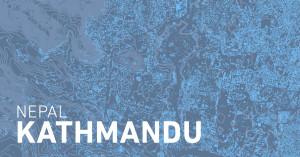 Site plan of Kathmandu